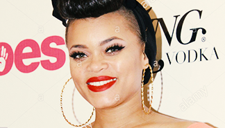 Unlikely Heroes Heroic Celebrity Andra Day