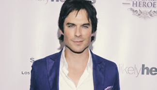 Unlikely Heroes Heroic Celebrity Ian Somerhalder