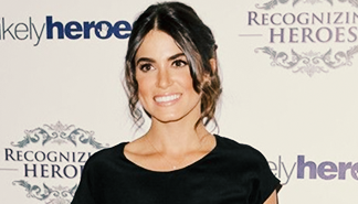 Unlikely Heroes Heroic Celebrity Nikki Reed